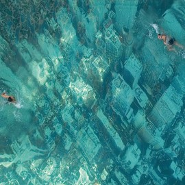 Mumbai, India - Global Warming Swimming Pool