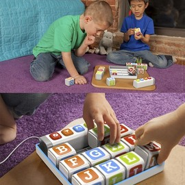quirky - Word it - word building blocks