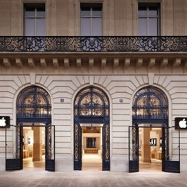 Opera, Paris - Apple Store