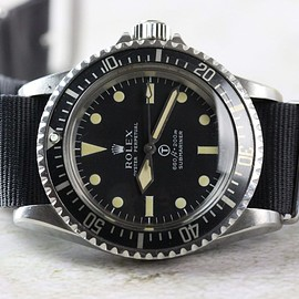 "Rolex - ""MilSub"" Submariner (w/ Hudson papers)"