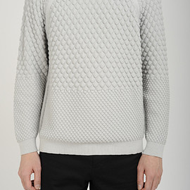 LAD MUSICIAN - CREW NECK PULLOVER KNIT
