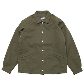 ENDS and MEANS - ENDS and MEANS Swing Coach Jacket | Olive