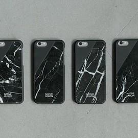 NATIVE UNION - marble clad CLIC iPhone case