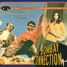 Various Artists - Bombay Connection : Funk From Bollywood