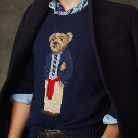 POLO RALPH LAUREN - Polo Bear Sweater