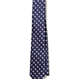 nonnative - DWELLER TIE - POLYESTER SATIN STAR
