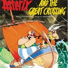 rene Goscinny - Asterix and the Great Crossing