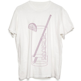 New Cocktail Tee - Poolside Music