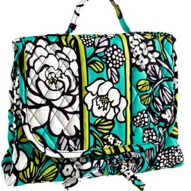 Vera Bradley - Essentials Cosmetic / Island Blooms
