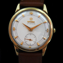 OMEGA - Tiffany & Co Ref 51