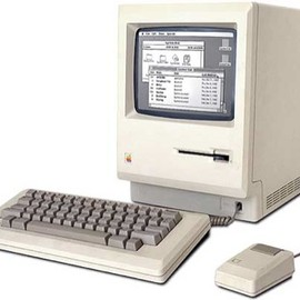 Apple - Macintosh 512k