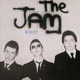 THE JAM - In The City [Analog]