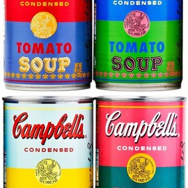 Andy Warhol - Cambell Soup, Andy Warhol - Special edition for Target