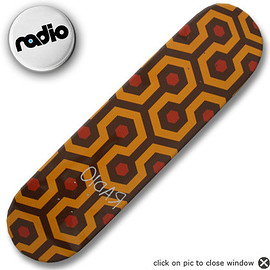 Radio Skateboards - Shining Danny