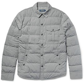Polo Ralph Lauren - Quilted Cotton-Blend Down Jacket