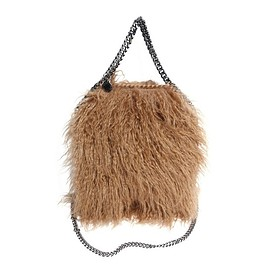 Stella McCartney - Pre-Fall 2015 Fur Bag