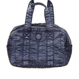 Porter Classic - Super Nylon Boston Bag (Blue)