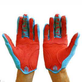 GIRO x MASH - Giro MASH DND gloves Blue/Red