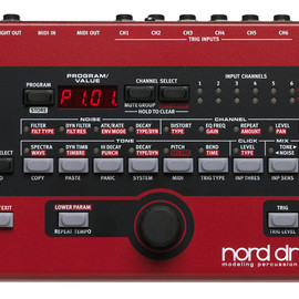 Clavia - nord drum 2
