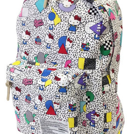 MEDICOM TOY - HELLO KITTY×FABRICK(R)×stereo tennis シリーズ BACK PACK