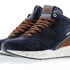New Balance - M988XNB - Navy/Brown?