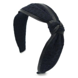 jennifer ouellette, CA4LA - 12 SIDE WOOL BOUCLE TURBAN