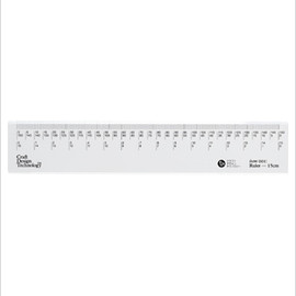 Craft Design Technology - Straight Ruler 15cm