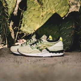 ASICS TIGER - FEATURE × ASICS TIGER GEL-LYTE V PRICKLY PEAR