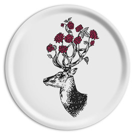 ÅRY TRAYS  - ROUND ANTLERS