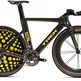 TREK - Art Bike for Lance Armstrong by Marc Newson