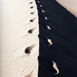Light and shade at Grand Sand Dunes