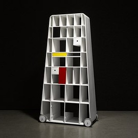 AMOS DESIGN - Moving Mondrian library