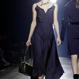 Lanvin - Lanvin Fall Winter Ready To Wear 2013 Paris