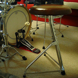 YAMAHA - drum throne early 70's