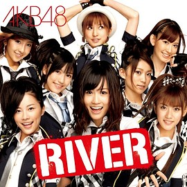 AKB48 - RIVER Single, CD+DVD, Maxi