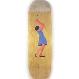 Girl skateboards - GUY MARIANO - ART DUMP ALUMNI