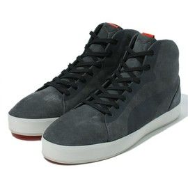 PUMA - URBAN GLIDE MID LEATHER - PUMA by hussein chalayan