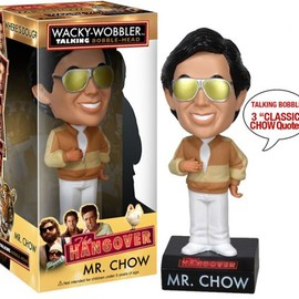 "Funko - Wacky Wobbler Talking ""Mr. Chow"""
