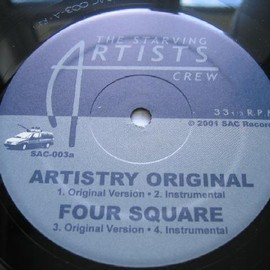 Starving Artists Crew - Four Square