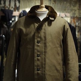 THE REAL McCOY'S - N-1 DECK JACKET / SPECIAL