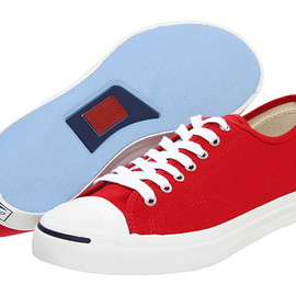 CONVERSE - Jack Purcell OX (red)