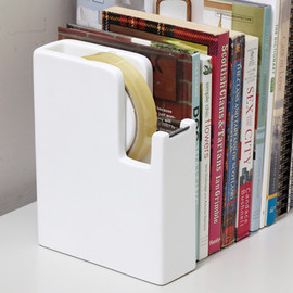 ideaco - bookend + tape dispenser