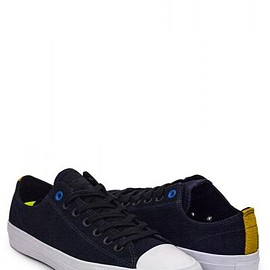 CONS - CONS CTAS PRO SUEDE OX OBSIDIAN/BLK/WH