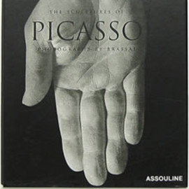 Picasso, Brassai (編集) ピカソ、ブラッサイ - The Sculptures of Picasso: Photographys By Brassai ピカソの彫刻:写真ブラッサイ