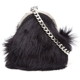 SIMONE ROCHA - Fur Coin Purse