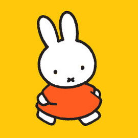Dick Bruna - Miffy Nijntje