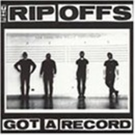 THE RIP OFFS - Got a Record [12 inch Analog]