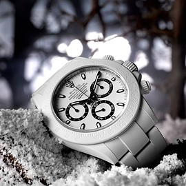ROLEX - Bamford Watch Department Polar Edition Rolex Daytona, Milgauss and Explorer