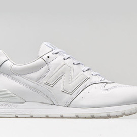 New Balance - new balance mr996ew white white 1 New Balance MR996EW   White/White