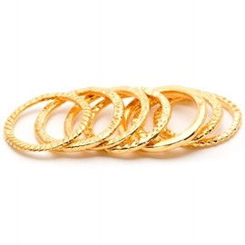 Gorgana - stackable Rings